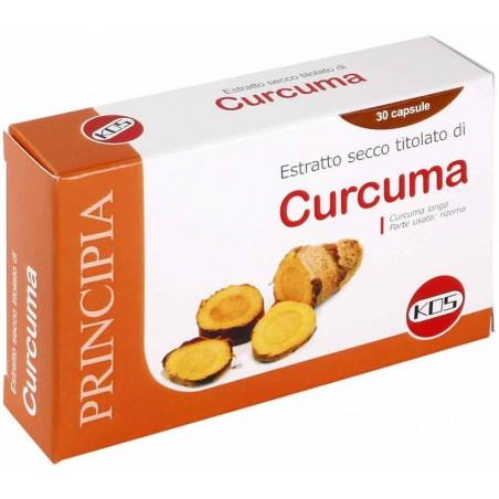Curcuma Kos - 30 capsule