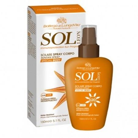 Solare Spray spf 20 - Sol Leon
