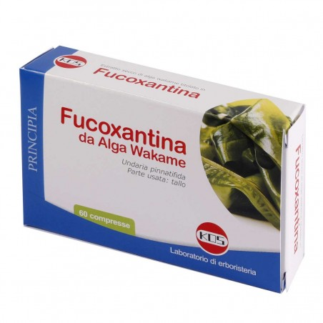 Fucoxantina 60 compresse - Kos