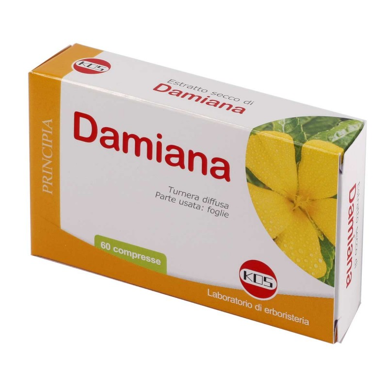 Damiana KOS compresse