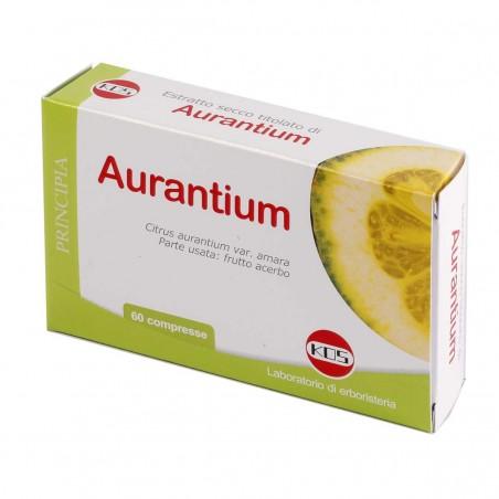 KOS - Citrus aurantium estratto secco 60 compresse