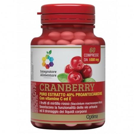 Optima Naturals - Cranberry 60  compresse