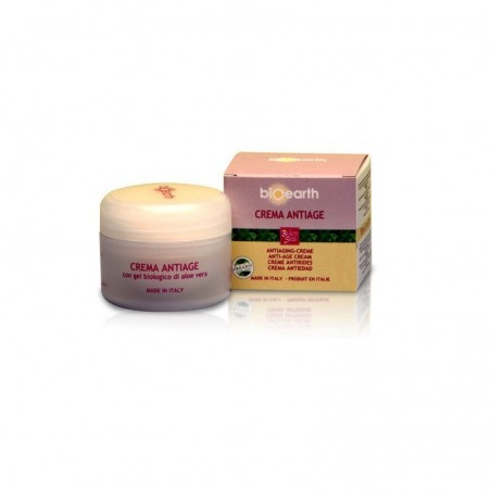 BioEarth - Crema antiage 50ml