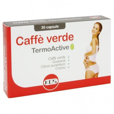 KOS - Caffè verde TermoActive 30cps