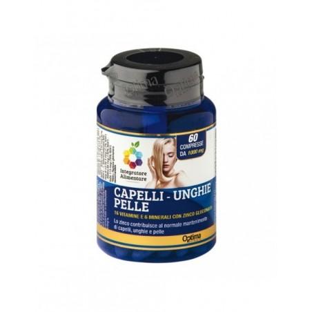 Optima Naturals - Capelli, unghie, pelle