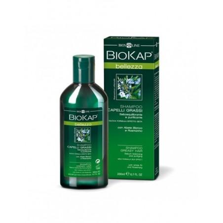Biokap shampoo capelli grassi - Biosline