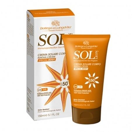 Crema solare spf 50 - Sol Leon