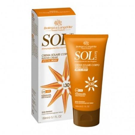 Crema solare spf 30 - Sol Leon